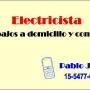 Electricista instalador