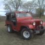 Jeep descapotable Impecable