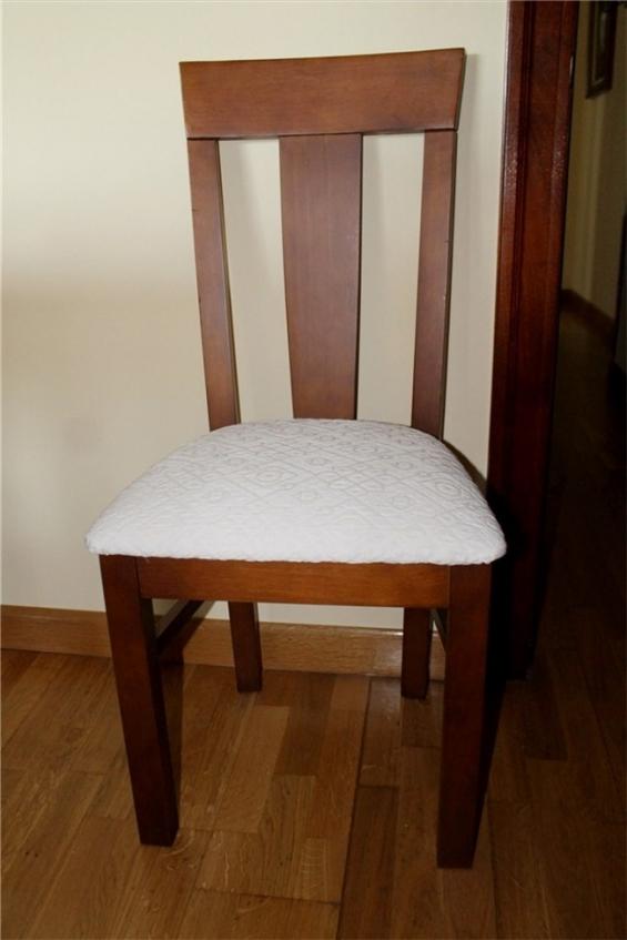 Tapizado de sillas a un precio accesible!