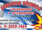 SERVICIO TÉCNICO DE LAVARROPAS Y SECARROPAS