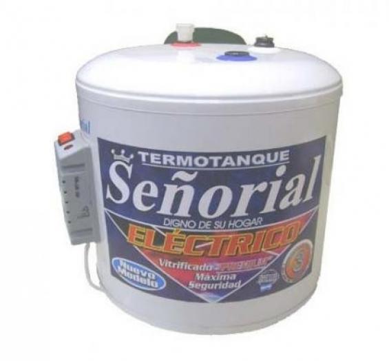 Service de termotanques electicos señorial 4678 8553 zona norte sur oeste gtia $