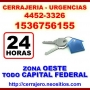 Cerrajeria Ramos Mejia Llame *1536756155*  Zona Oeste
