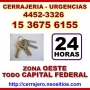 Cerrajeria San Antonio de Padua Llame 1536756155 Urgencias Zona Oeste