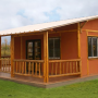 CASAS INDUSTRIALIZADAS  LOG HOME
