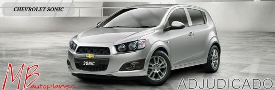 Chevrolet sonic adjudicado oportunidad