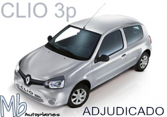 Renault clio 3p oportunidad adjudicado