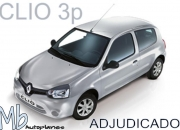 renault clio 3p oportunidad adjudicado