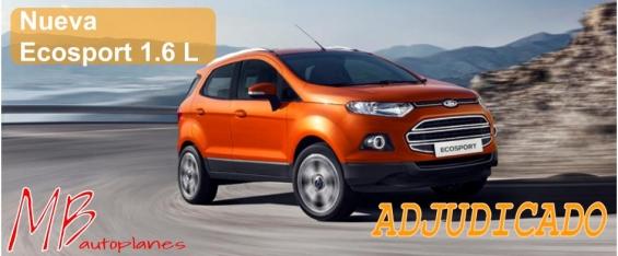 Ford adjudicado ecosport oportunidad