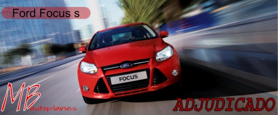 Ford focus s adjudicado oportunidad