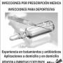 Inyecciones por Prescripcion Medica San Telmo Tel [15-3606 1304]