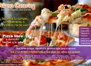 PIZZA PARTY PASTA PARTY CAZUELAS PARTY LOMITO PARTY Del viso 1564425043