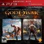 GOD OF WAR COLLECTION 1 Y 2 PS3 SELLADO EN CAJA DE CARTON $439,90