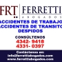 Accidentes de Trabajo Tribunales Tel (4342-9418) que hacer ante un accidente de trabajo