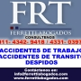 Accidentes de transito Barracas Llame al 43429418  accidentes de transito capital federal