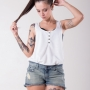 Tattooed Models. Agencia de modelos tatuados/as