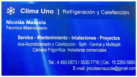 Instalación , reparación de aire acondicionado , calefacción y refrigeración