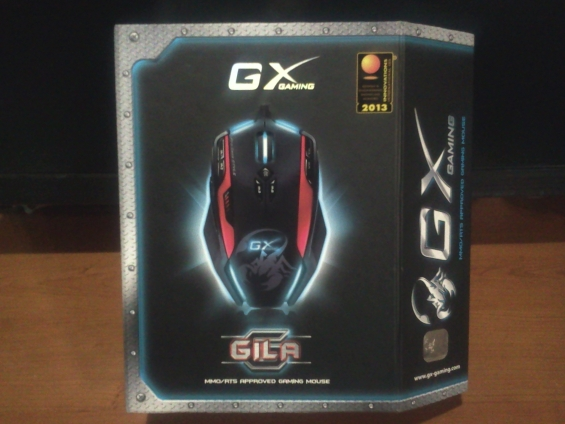Mouse gamer genius gx gaming gila