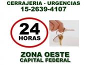 Cerrajeria en San Justo Tlfno 15-2639 4107 ZnaOeste