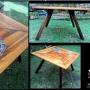 Mesa Comedor artesanal