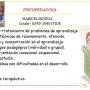 PSICOPEDAGOGA- ACOMPAÑANTE TERAPEUTICO