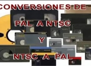 CONVERSION DE VHS A DVD