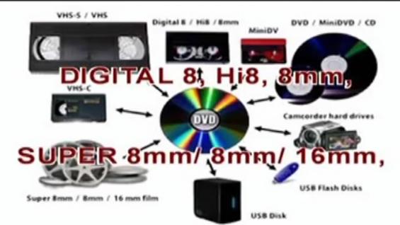 Fotos de Conversion de vhs a dvd 3