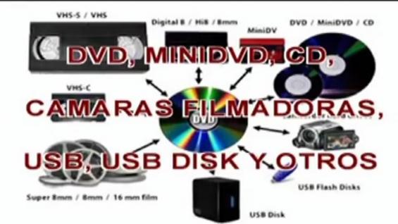 Fotos de Conversion de vhs a dvd 4