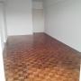 Alq dep 100 m2 3 dorm, lav, bcon corrido, luminoso