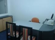 Oficina temporaria. Servicios para profesionales