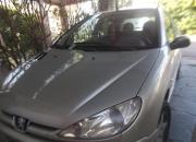 Vendo peugeot 206, caja autómatica, full - mod 2009