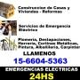 Construccion de Casas, Reformas en gral en Merlo Tlfno *15 6604 5363* Zona Oeste-