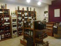 Fondo de comercio (vinoteca)