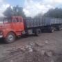 camión scania volcador 3G