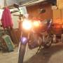 vendo moto maverick maxim año 2013 cilindrada 250 titular unico dueño