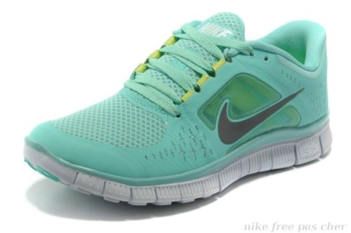 Nike - free 5.0 verde - 2015.