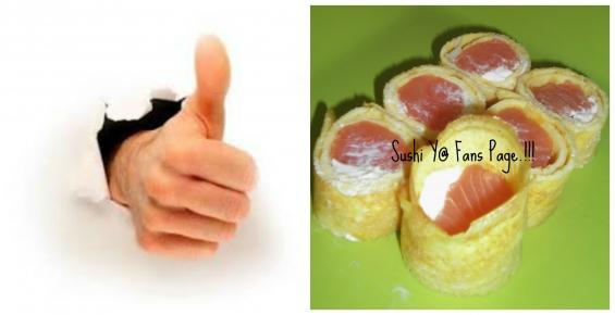 Clase a roll en sushi yo fans page.