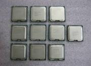 compro procesadores usados de core 2 duo  pago buen precio