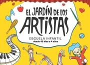 Jardín de Infantes - El Jardín De Los Artistas / Escuela Infantil con orientación artístic