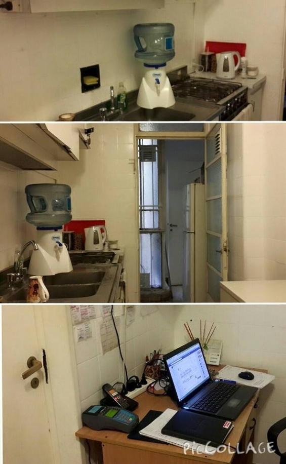 Cocina totalmente equipada. servicio de cafetería. secretaría de 08:00 a 20:00 hs. wifi. posnet de osde