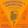 CLASES de COMPOSICION y GRABACION en CABALLITO y VILLA CRESPO – PROFESOR – TODO ESTILO – C