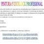 PINTURA Y DURLOCK PROFESIONAL