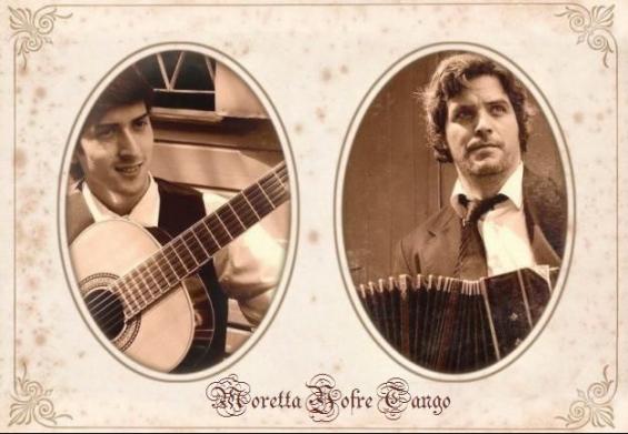 Duo de tango moretta yofre