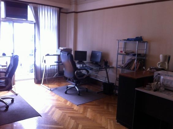 Se alquila oficina de 1 ambiente en microcentro!