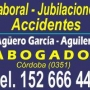 ABOGADO LABORAL TELEFONO: 152 666 444 - CONSULTA SIN CARGO - ABOGADO EN CORDOBA, trabajo e