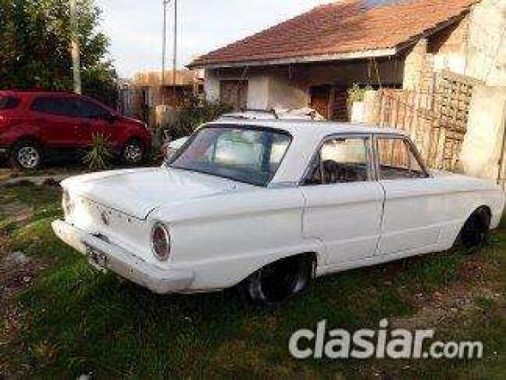 Vendo ford falcon modelo 67 un clasico
