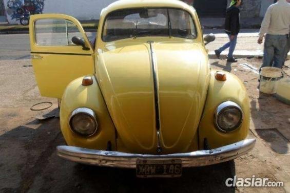 Volkswagen escarabajo fusca 1960