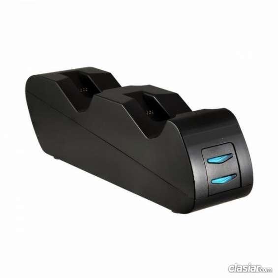 Se ofrece cargador doble para joystick de ps4. liquidacion!!! consultar.