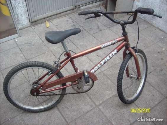 Excelente vendo 2 bicicletas de varón rodado 20 vendoooo!!