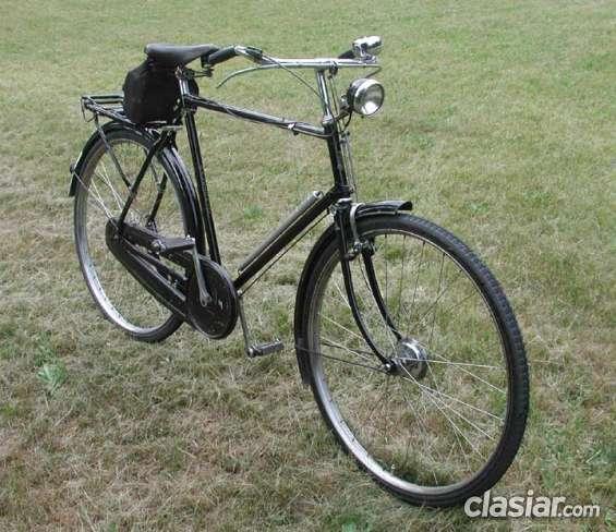 Compro raleigh anterior a 1960 biciletas antiguas compro