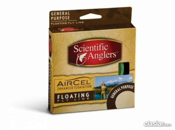 Vendo urgente linea fly floating s.anglers aircelwf7 escucho propuestas.